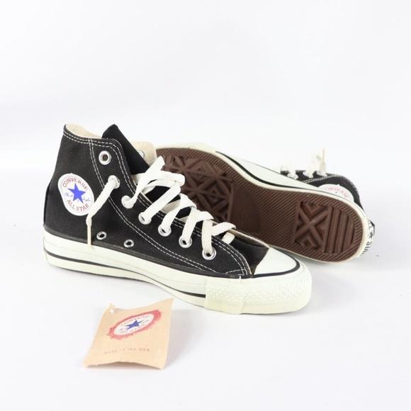 32d5f83611e545 Vtg New Converse Chuck Taylor All Star Hi Shoes